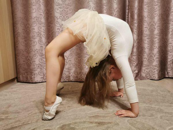 Игровая гимнастика для малышей 3-5 лет