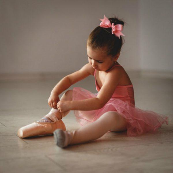 Магия балета для детей 3-5 лет