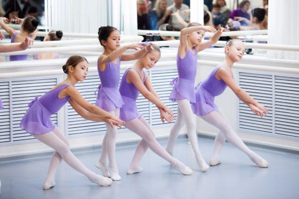 Балет для детей 6-8 лет