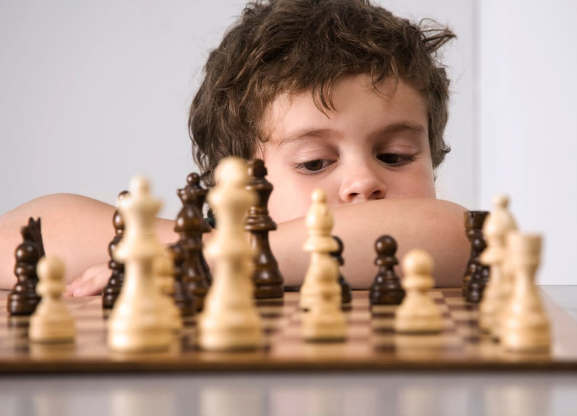 детские занятия по шахматам онлайн
