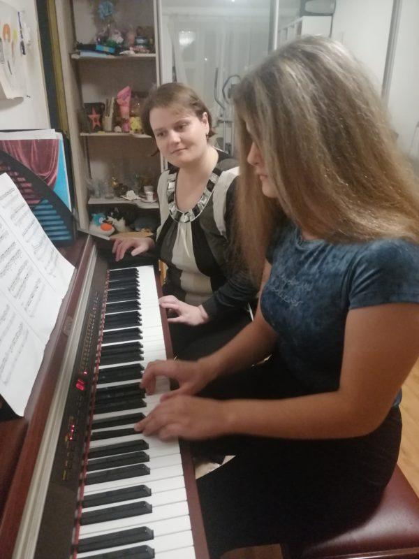 Фортепиано: базовый уровень
