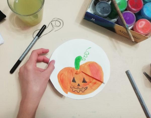 Мастер-класс Тыква на Хэллоуин: декор, поделка на Хэллоуин