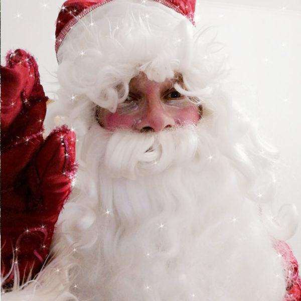 Поздравление от Дедушки Мороза (для своих ;)