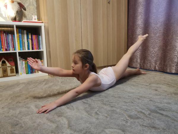 Игровая гимнастика. Для детей 6-8 лет.
