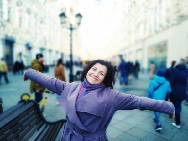 Авторский проект Практикуй английский с гидом! Исследуем Новогоднюю Москву.