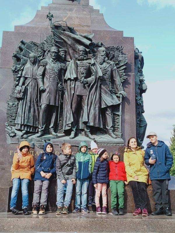 Великие Победы от Александра Невского до Берлина