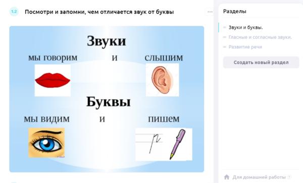 Интерактивные уроки обучения чтению для дошкольников